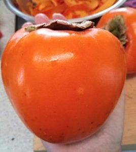 柿の王様、甲州百目柿