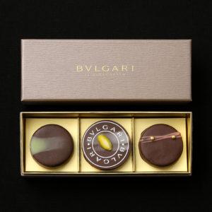 ブルガリのジュエリーのような高級チョコレート「チョコレート・ジェムズ」」