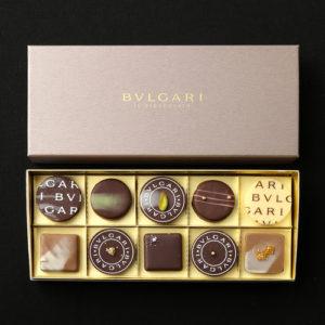 ブルガリのチョコレート「チョコレート・ジェムズ」