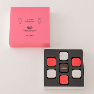 ショコラの奇才「ピエール・マルコリーニ」のチョコレートはホワイトデーのお返しにも大人気です