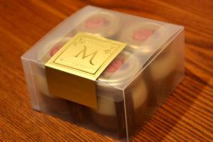 「マジドゥカカオ」の生チョコプリンはプレゼントにも最適