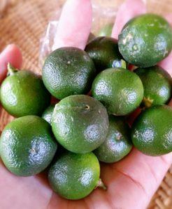 国産、沖縄県産の青切りシークワーサーはノビレチンなどの栄養価も高く、香りも味も濃厚