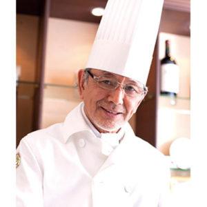 フレンチレストラン【シェ松尾】のオーナーシェフ「松尾幸造氏」