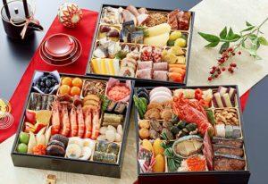 京都の料亭「道楽」のおせち「新玉の息吹」