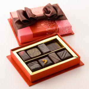 アンリ・ルルーのチョコレート