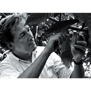 ピエールマルコリーニのチョコレートの最大の特徴はカカオ豆への強いこだわり