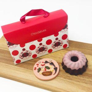 ゴンチャロフの神戸・大丸限定のチョコレートブランド【ショコラヴィミ】