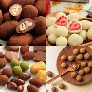 チョコレート専門店【サロンドロワイヤル】の人気商品色々