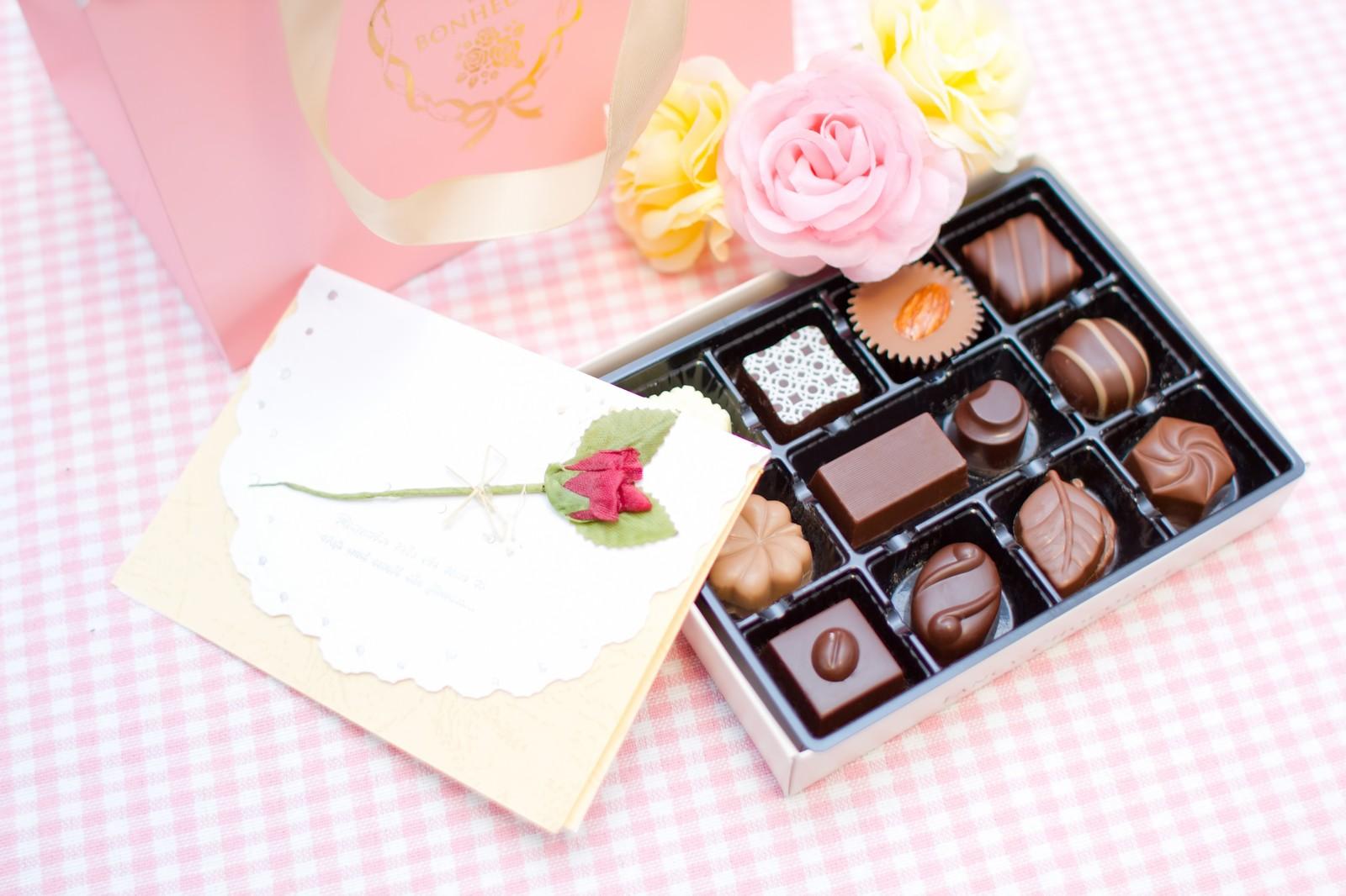 バレンタイン 人気 チョコ