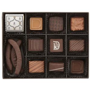 ドゥヴァイヨルのチョコレート
