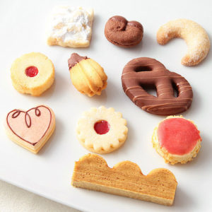 ドイツの洋菓子店「グマイナー」の焼き菓子は身体にも優しく美味しくて人気です