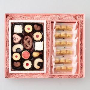 ホワイトデーのお返しに「グマイナーの」様々な可愛らしいクッキーや焼き菓子はとても大人気です。