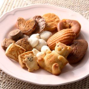 神戸のコムシノワの焼き菓子がどれも美味で可愛くて大人気