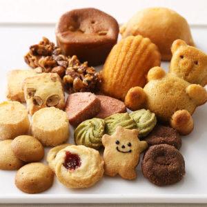 神戸のパティスリー「コムシノワ」の焼き菓子は素材を大切に食べた人が元気になってハッピーになるスイーツ