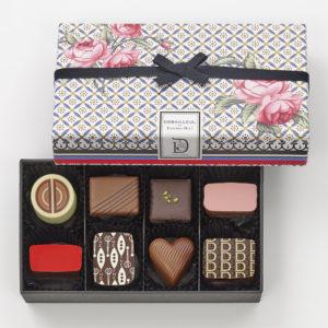ドゥヴァイヨルのチョコレートはパッケージも可愛い
