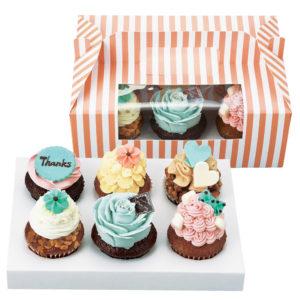 サリーズのカップケーキは可愛くて美味しい!