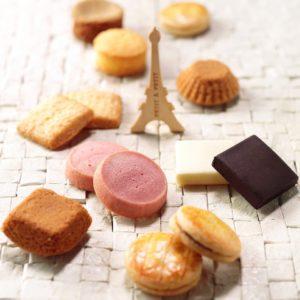 アンリシャルパンティエの可愛いクッキー「プティタプティ」は9種類の味を楽しめます