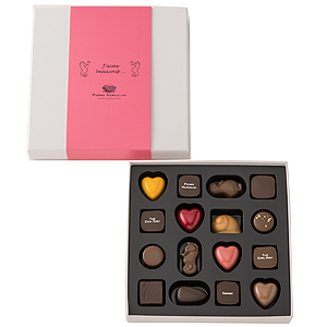ホワイトデーのお返しにピエールマルコリーニの高級チョコレートは人気