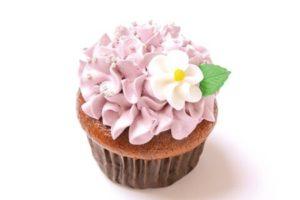 サリーズのカップケーキはとにかくデザインが可愛くて女性に大人気