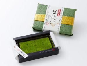 伊藤久右衛門の抹茶生チョコはパッケージにもこだわりがあります