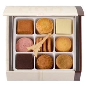 アンリシャルパンティエのクッキー「プティ・タ・プティ」