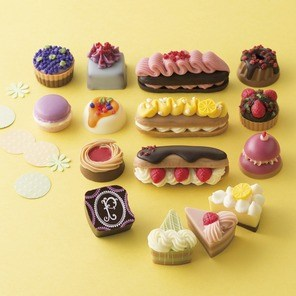 ゴンチャロフと大丸百貨店のコラボーレーションチョコレート「プチデザートアラモード」は可愛すぎる