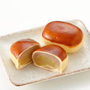 母の日のプレゼントに和菓子好きのお母さんにおすすめの栗饅頭です。