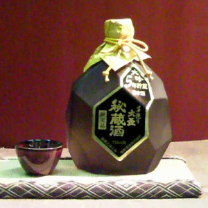父の日のプレゼントには数量限定の希少な日本酒がおすすめです。
