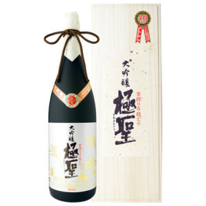 父の日のプレゼントには数量限定の希少な日本酒の【雫酒】がおすすめです。