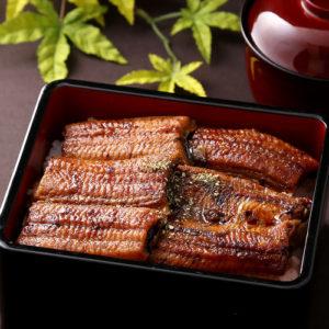 父の日には国産、高知県、四万十川産のうなぎの蒲焼きがおすすめです。