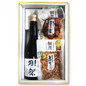 父の日のプレゼントに日本酒【獺祭】はおすすめです。