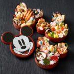 ベルメゾンのキャラクターおせち、ディズニーおせちの「ミッキーマウス三段重」