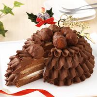 レサンスのクリスマスケーキ