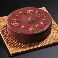 ゴディバのクリスマスケーキ