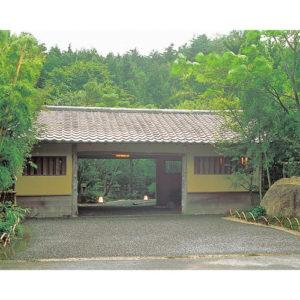 京都の料亭「わらびの里」