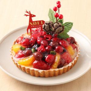 アランカンパーニュのクリスマスケーキ