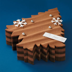 モンサンクレールのクリスマスケーキ