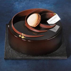 ドゥバイヨルのクリスマスケーキ