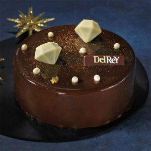 デルレイのクリスマスケーキ
