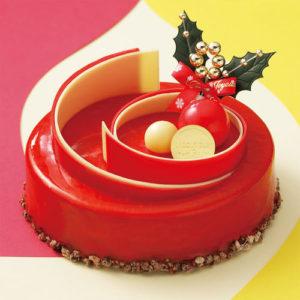 ジョエルロブションのクリスマスケーキ