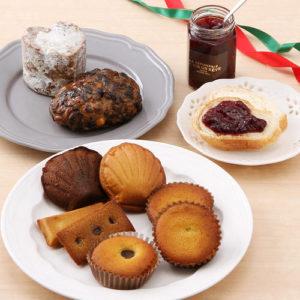 ラヴィアンレーヴのクリスマスの焼き菓子ベラベッカ