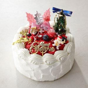 ラヴィアンレーヴのクリスマスショートケーキ