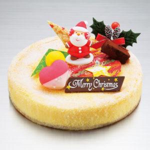 ホテルニューオータニ大阪のクリスマスケーキ