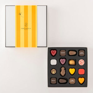 ピエールマルコリーニーのバレンタインのチョコレート