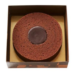 クラブハリエのチョコレートバウムクーヘンはバレンタインデーのプレゼントにおすすめです。
