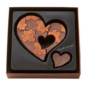 クラブハリエのチョコレートブラウニーはバレンタインデーのプレゼントにおすすめです。
