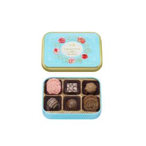メリーチョコレートのバレンタインチョコ「グレイシャス」