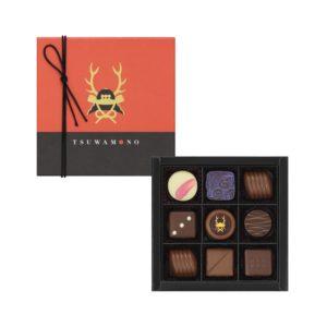 メリーチョコレートのバレンタインチョコ「つわもの」