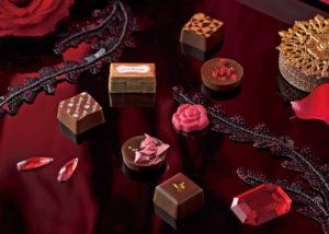 モロゾフのチョコレート「ジェムルージュ」