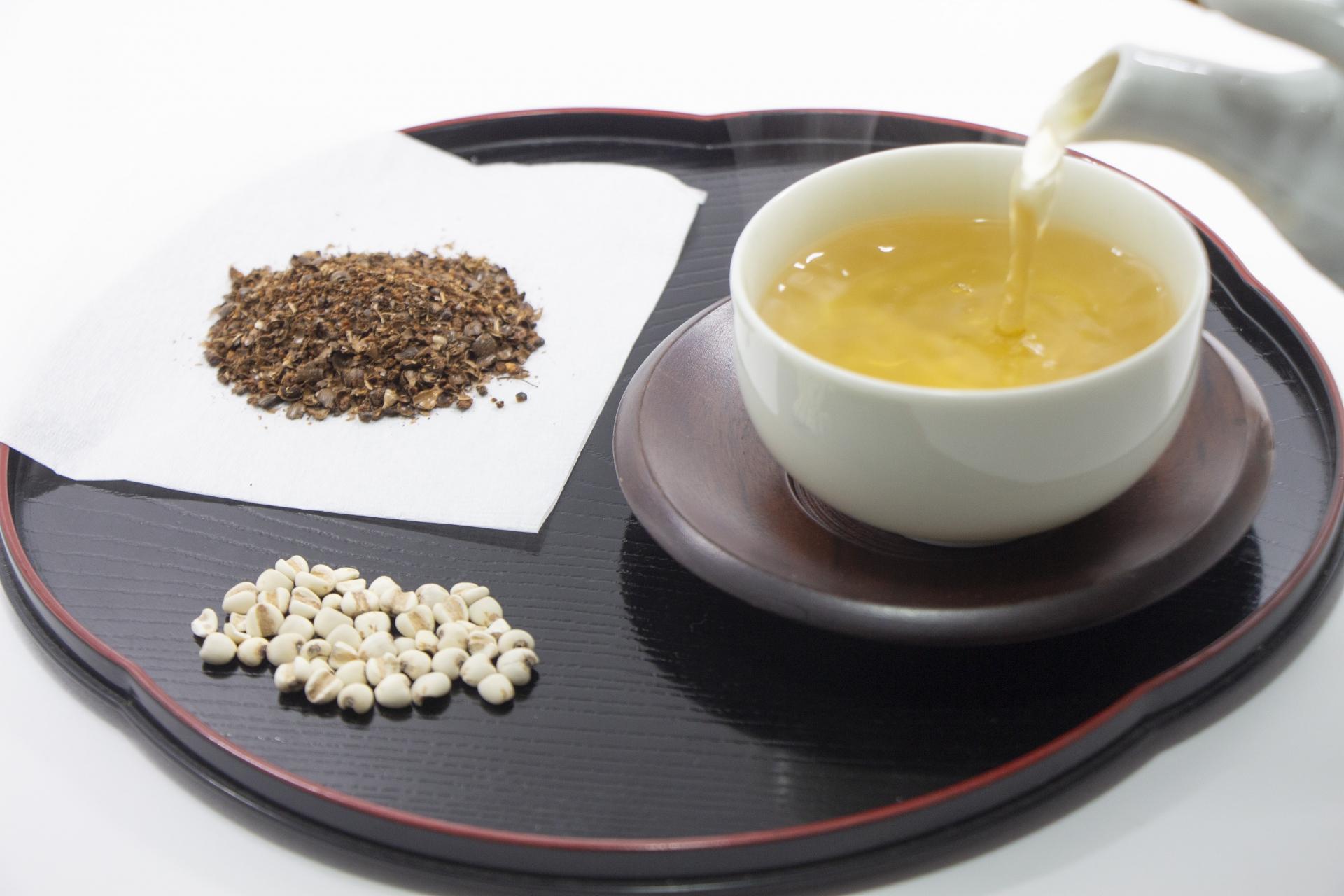 ハトムギ茶のおすすめ
